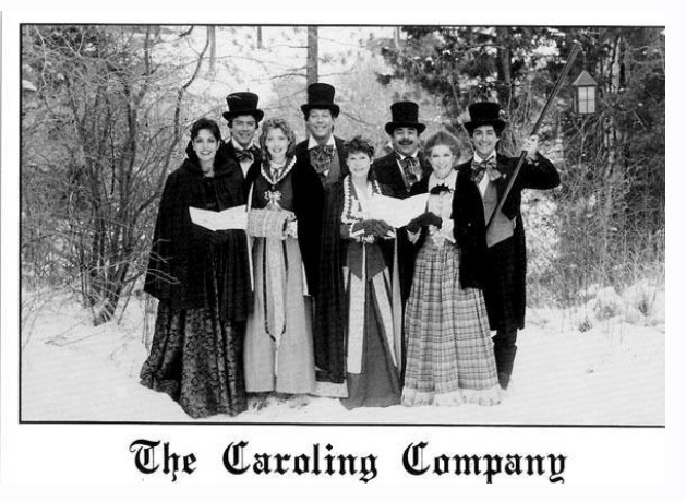 Carolers Los Angeles - The Caroling Company - Carolers - Christmas Carols